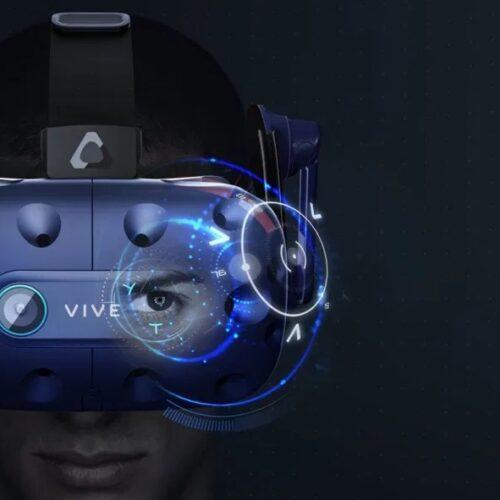 هدست واقعیت مجازی HTC به قابلیت ردیابی حرکات لب مجهز خواهد بود